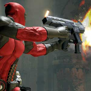 Deadpool Xbox One Gameplay