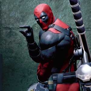 Deadpool PS4 Personnage