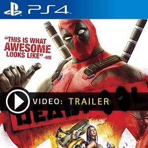 Deadpool PS4 en boîte ou à télécharger