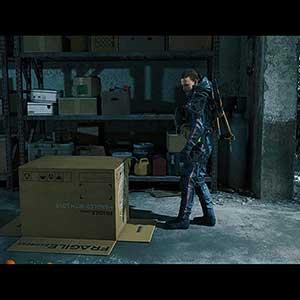 Death Stranding Director's Cut PS5 Boîte En Carton