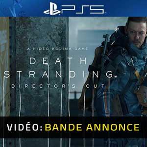 Death Stranding Director's Cut PS5 Bande-annonce Vidéo