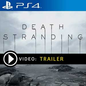 Death Stranding PS4 Gameplay Trailer
