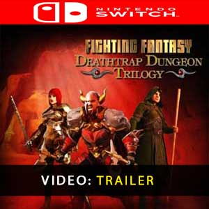 Deathtrap Dungeon Trilogy Nintendo Switch Prices Digital or Box Edition