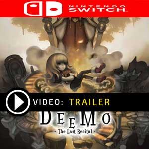 Deemo The Last Recital Nintendo Switch en boîte ou à télécharger