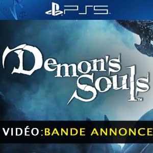 Demon's Souls PS5 Bande-annonce Vidéo