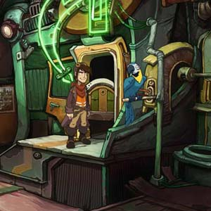 Deponia Rufus