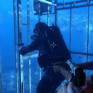 Depth plongé sous marine