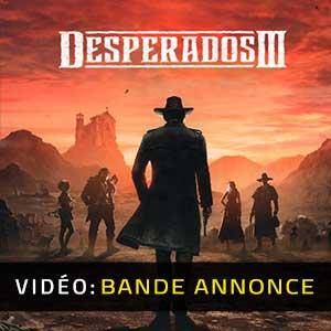 Desperados 3 Bande-annonce Vidéo