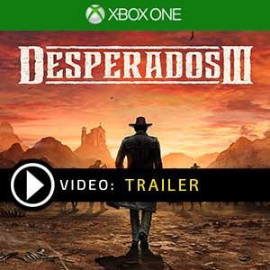Desperados 3 Xbox One en boîte ou à télécharger
