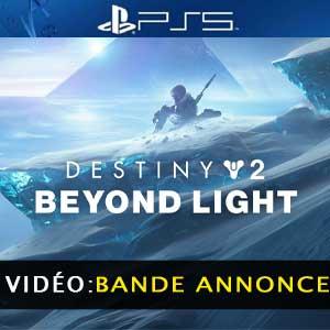Destiny 2 Beyond Light Vidéo de la bande annonce
