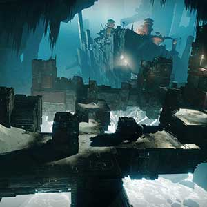 Destiny 2 Beyond Light Environment