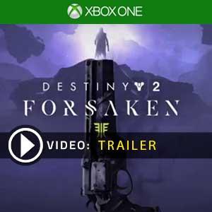 Acheter Destiny 2 Forsaken Xbox One Comparateur Prix