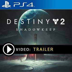 Destiny 2 Bastion des Ombres PS4 en boîte ou à télécharger