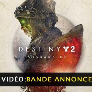 Destiny 2 Bastion des Ombres Bande-annonce vidéo