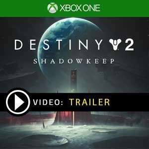 Destiny 2 Bastion des Ombres Xbox One en boîte ou à télécharger