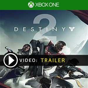 Destiny 2 Xbox One en boîte ou à télécharger