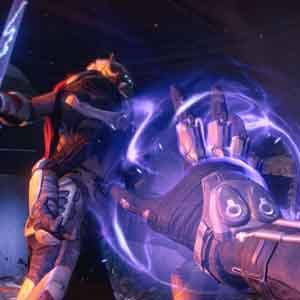 Destiny PS4 Combat