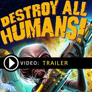 Acheter Destroy All Humans Clé CD Comparateur Prix