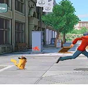 Ryme Detective Pikachu Nintendo 3DS
