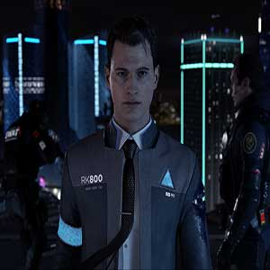Vidéo du jeu Detroit Become Human