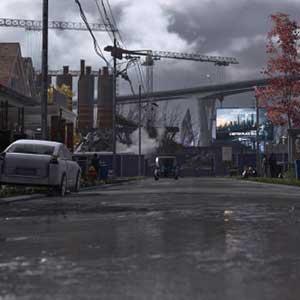 métropole de Detroit