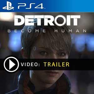 Acheter Detroit Become Human PS4 Code Comparateur Prix