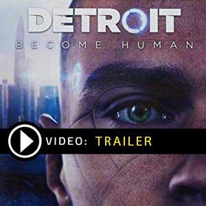 Vidéo de la bande-annonce de Detroit Become Human