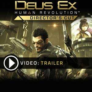 Acheter Deus Ex Human Revolution Directors Cut clé CD Comparateur Prix