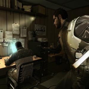 Deus Ex Mankind Divided Adam Jensen
