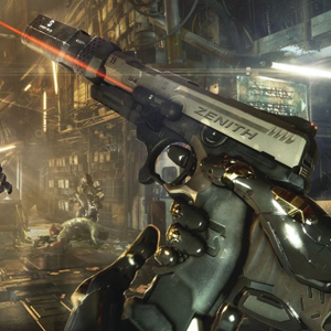 Deus Ex Mankind Divided Xbox One Gameplay