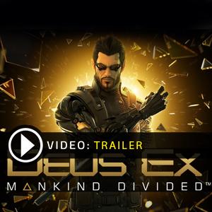 Acheter Deus Ex Mankind Divided Clé CD Comparateur Prix