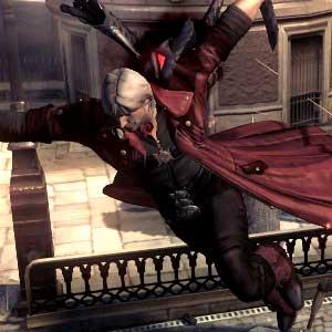 Devil May Cry 4 Dante