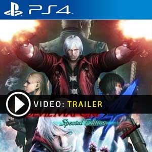 Devil May Cry 4 Special Edition PS4 en boîte ou à télécharger