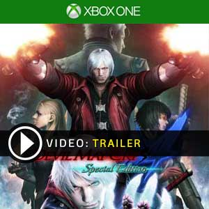 Devil May Cry 4 Special Edition Xbox One en boîte ou à télécharger
