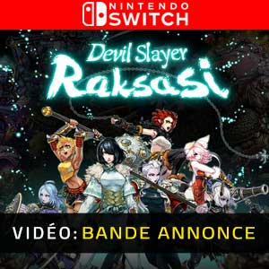 Devil Slayer Raksasi Nintendo Switch Bande-annonce Vidéo