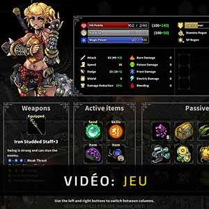 Devil Slayer Raksasi Vidéo De Gameplay