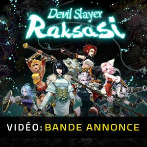 Devil Slayer Raksasi Bande-annonce Vidéo