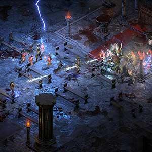 Diablo 2 Resurrected Bataille