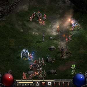 Diablo 2 Resurrected Personnages