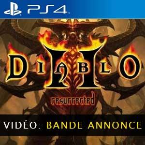 Diablo 2 Resurrected Vidéo de la bande-annonce