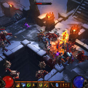 Diablo 3 Xbox One Monstres