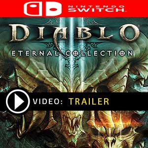 Acheter Diablo 3 Eternal Collection Nintendo Switch comparateur prix