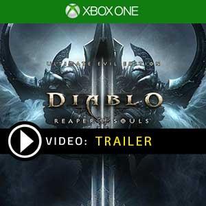 Diablo 3 Ultimate Evil Edition Xbox one en boîte ou à télécharger