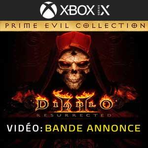 Diablo Prime Evil Collection Xbox Series X Bande-annonce Vidéo
