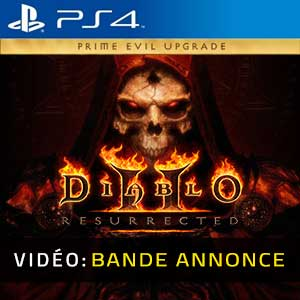 Diablo Prime Evil Upgrade PS4 Bande-annonce Vidéo