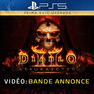 Diablo Prime Evil Upgrade PS5 Bande-annonce Vidéo