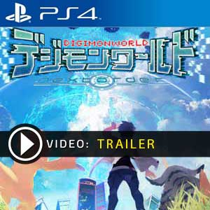 Digimon World Next Order PS4 en boîte ou à télécharger