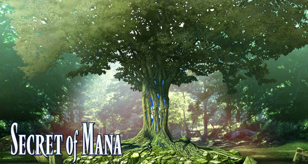 Secret of Mana Direction Cover