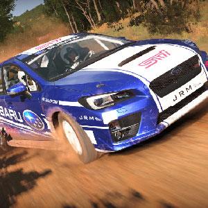 DiRT 4 course de rallye