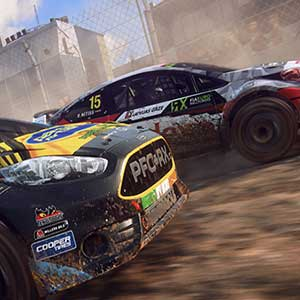 DiRt Rally 2.0 - Ford Fiesta R5